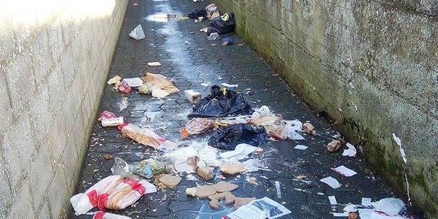 Manage: les sacs-poubelle de la honte - La DH