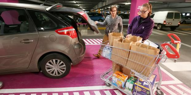 Carrefour met l'accent sur le drive - La DH
