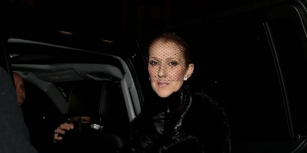 Les fans de Céline Dion pleurent René Angélil à Montréal - La DH