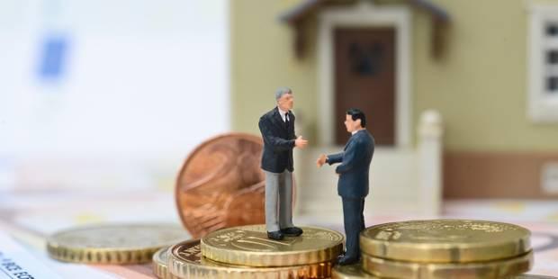 Le crédit hypothécaire, source d'angoisse pour les Wallons (Infographie) - La DH