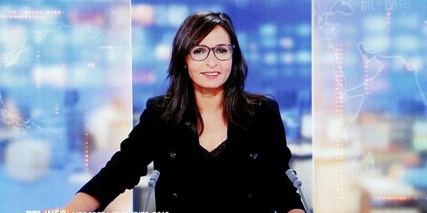 Exclusif: Hakima Darhmouch victime d'un violent sac-jacking à Bruxelles ! (PHOTOS) - La DH