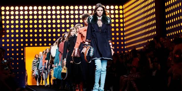 Mode à Milan : une femme énergique et de caractère - La DH