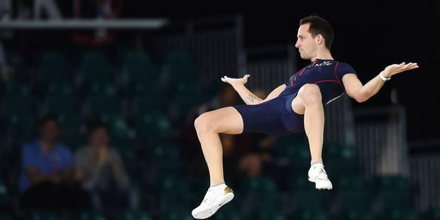 Le triomphe de Lavillenie au Mondial Indoor - La DH