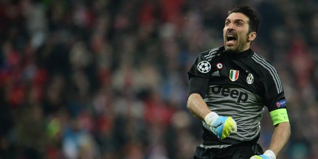 Invincibile Gigi Buffon ! - La DH