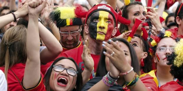 Les matches des Diables sur écran géant au stade Roi Baudouin... à partir des demi-finales - La DH