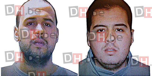Attentats de Bruxelles: deux kamikazes identifiés - La DH