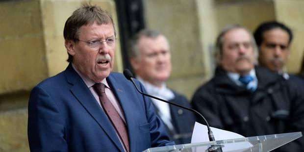 Sécurité renforcée au parlement parce qu'il serait une cible d'attentat - La DH