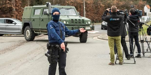 Attentat déjoué en France: un troisième homme inculpé en Belgique - La DH