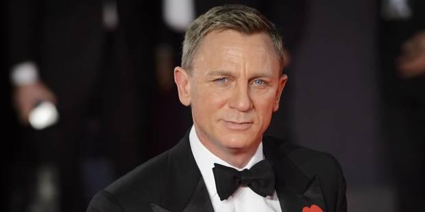 Daniel Craig ne ressemble plus à cela - La DH