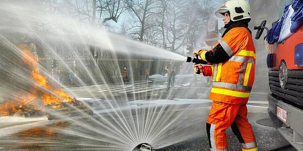 Les pompiers ont dû siphonné ! - La DH