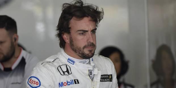GP de Chine: feu vert définitif pour Alonso, Vandoorne spectateur - La DH