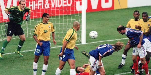 Ancien international international tricolore tout - Emmanuel petit coupe du monde 1998 ...