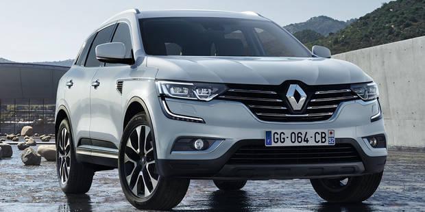 Le nouveau Renault Koleos arrive! - La DH