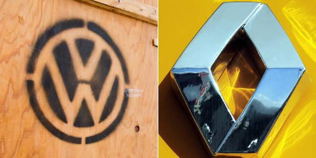 Daimler, Mitsubishi, Renault: le Dieselgate de VW entraîne du monde dans sa chute - La DH