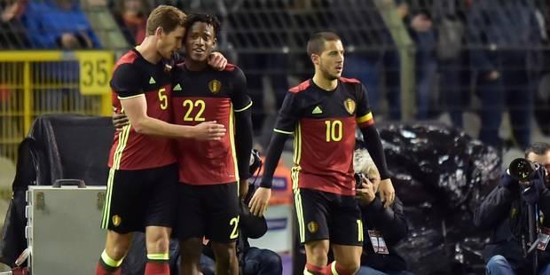 J-49: l'Union belge recherche des ramasseurs de balle contre l'Italie ! - La DH