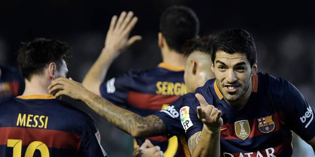 Liga: le Barça bat le Betis Séville et reprend la tête - La DH