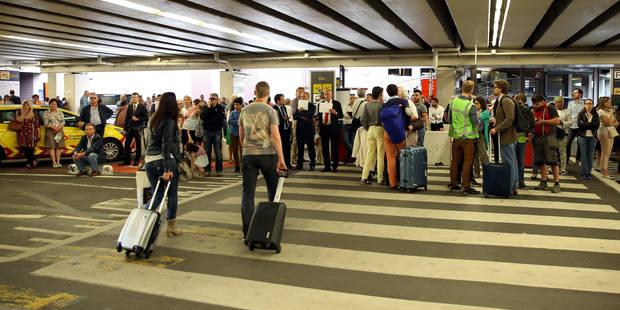 Encore quelques perturbations à l'aéroport de Zaventem jeudi matin - La DH