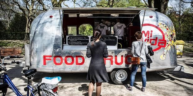 Le parcours Foodtruck s'étend à Bruxelles - La DH