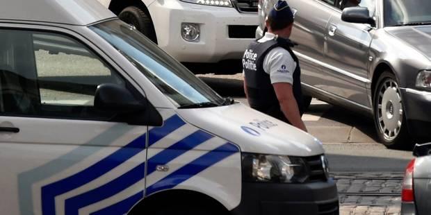 Course-poursuite de Dilbeek jusqu'à Anderlecht: Trois faux policiers recherchés! - La DH