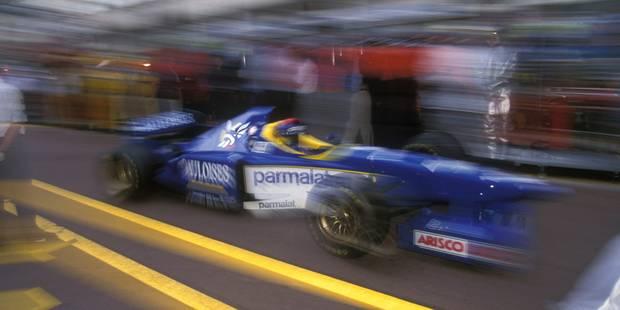 GP de Monaco: l'exploit de Panis, 20 ans déjà - La DH