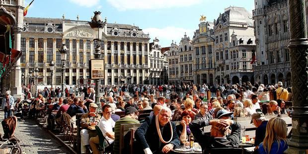 Bruxelles: De gros moyens déployés pour attirer les touristes cet été - La DH
