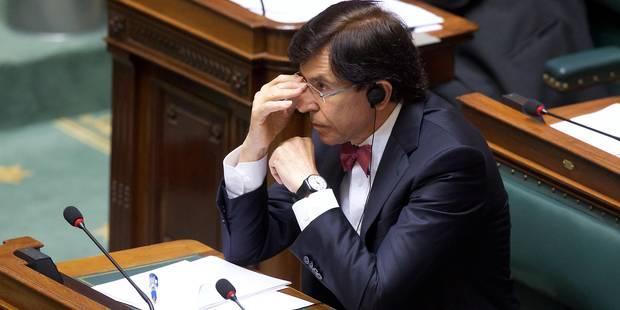 """Di Rupo propose la majorité au PTB, Bouchez juge que le parti n'est """"plus crédible"""" - La DH"""