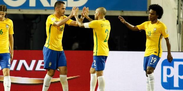 Copa America 2016: le Brésil sans pitié pour Haïti (7-1) - La DH