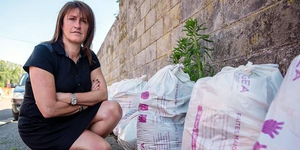 Jacqueline Galant chasse les ordures ! - La DH