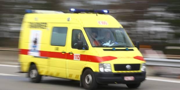 Deux blessées dans une explosion à Ciney - La DH