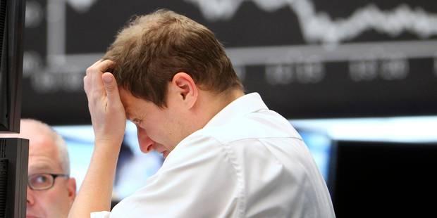Brexit: vendredi noir pour le Bel 20, les Bourses européennes s'effondrent à l'ouverture, la livre dégringole et l'or s'...
