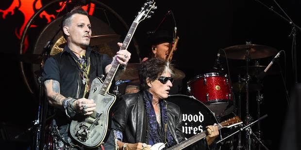 Joe Perry, le guitariste d'Aerosmith, fait une crise cardiaque sur scène - La DH
