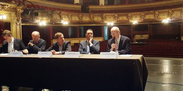 13 millions pour le Grand Théâtre de Verviers - La DH