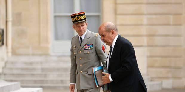 """Trois militaires français tués en """"service commandé"""" en Libye - La DH"""
