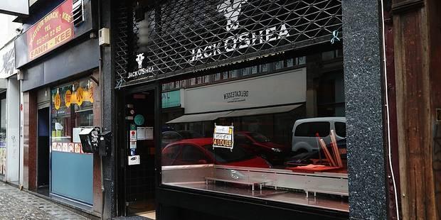 Possible faillite pour la célèbre boucherie Jack O'Shea - La DH