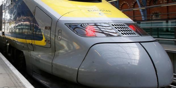 Deux trains Eurostar annulés entre Londres et Bruxelles - La DH