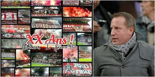 La promesse de Bruno Venanzi aux Ultras - La DH