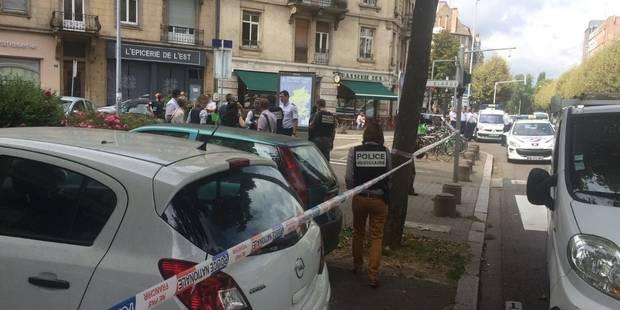 Strasbourg: un juif religieux attaqué au couteau - La DH