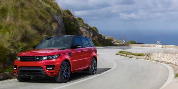 Range Rover Sport: bientôt la conduite semi-autonome! - La DH