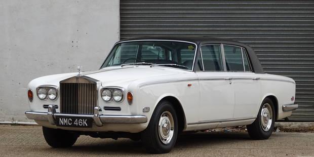 La Rolls de George Best à vendre! - La DH