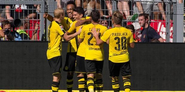 Bundesliga: Dortmund s'impose mais le Bayern fait déjà peur - La DH