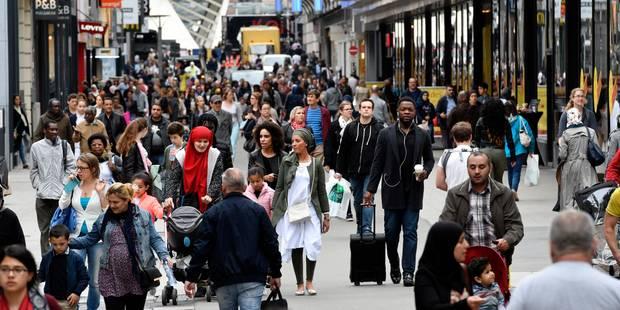 La ville de Bruxelles donnera 2.000 chèques-cadeaux aux amateurs de shopping du dimanche - La DH