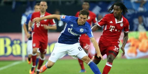Bundesliga: le Bayern de Sanches fait plier Schalke - La DH