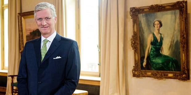 Le roi Philippe a de moins en moins de filleuls - La DH