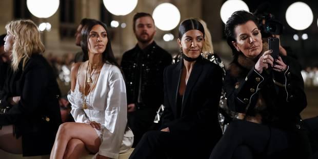 Les mésaventures de Kim Kardashian, véritable buzz sur les réseaux sociaux - La DH