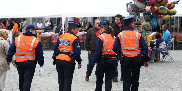Zone de police de Mons-Quévy: un préavis de grève sera déposé lundi - La DH