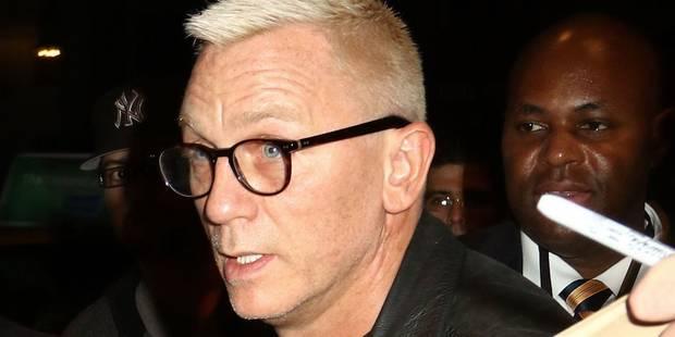 Daniel Craig veut rempiler dans le rôle de 007 - La DH