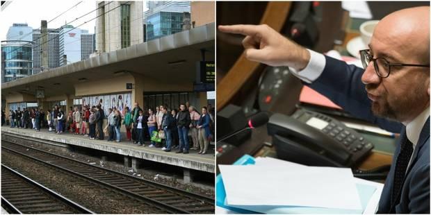 """Budget: le syndicat autonome des conducteurs de train appelle """"à la mobilisation"""" - La DH"""