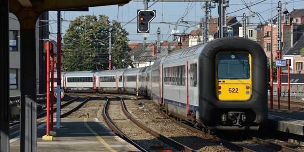 La vitesse commerciale des trains en baisse - La DH