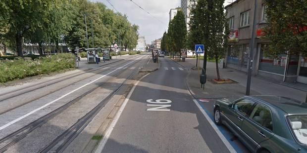 Un automobiliste grièvement blessé après une collision avec un bus à Anderlecht (PHOTO) - La DH