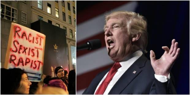 Trump ferait-il machine arrière ? L'interdiction de l'immigration des musulmans ne figure plus sur son site ! - La DH